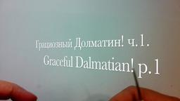Грациозный Далматин! часть 1.