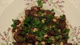 Салат из Куриной Печени (ссылка на видео https://youtu.be/Nmm6Bw0K9gU  )