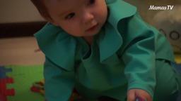 Development of fine motor skills (8 months)