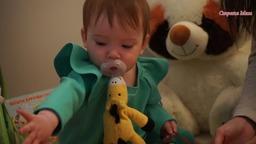 Сенсорное развитие малыша в 8 месяцев