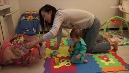 Чем занять малыша во время бодрствования (8 месяцев)