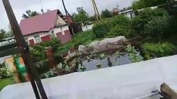 Чита. Июль 2018. Наводнение