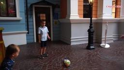 Польза игр с мячом для детей разного возраста