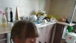 Беззубик дома