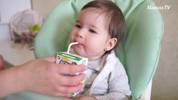 Варианты перекусов для годовалого ребенка