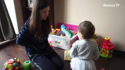Играем с малышом дома (1 год)
