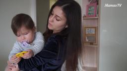 Укладываем малыша спать без капризов (1 год)