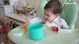 Чем занять ребенка во время готовки (1 год)