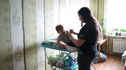 Домашняя одежда для годовалого малыша