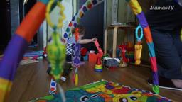 Игрушки ля годовалых малышей