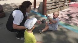 Учим ребенка знакомиться