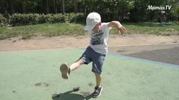 Игры с мячом (4 года)