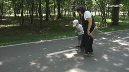 Обучаем ребенка прыжкам в длину