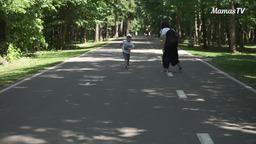 Польза бега для ребенка (4 года)