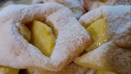 Творожные платочки с яблоками ✧ Быстро ✧ Вкусно