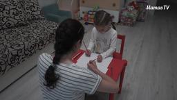 Развиваем левое полушарие мозга у детей (4 года)