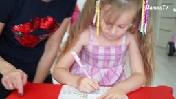 Готовим руки ребенка к письму