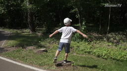 The development of the ability to keep balance (4 years old)