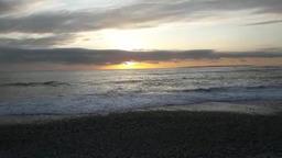 Мелодия океана на закате 15 января 2021