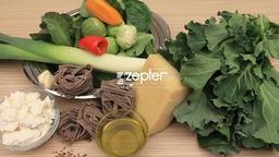 Гречишные тальятелле с капустой от Zepter