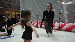 Как мотивировать ребенка? заниматься художественной гимнастикой