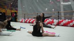 Опасны ли занятия художественной ?гимнастикой для детей?