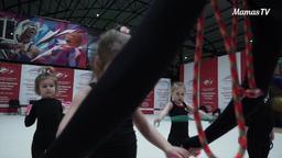 Польза художественной гимнастики для детей?