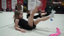 Что понадобится для занятий ?художественной гимнастикой?
