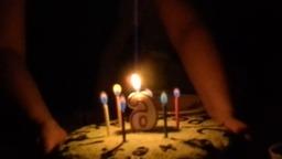 День рождения Димы 6 лет