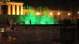 Поющий фонтан в Тамбове