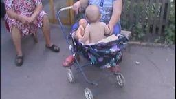 Дети и лето)))