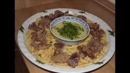 Чеченское блюдо