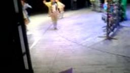 Танец цыплят