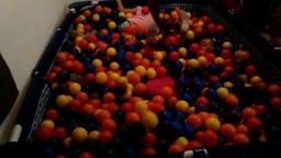 купание в шариках