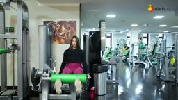 Комплекс упражнений для тренировки мышц ног и ягодиц