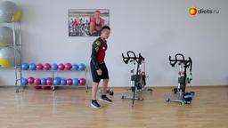 Комплекс упражнений на тренировку мышц рук