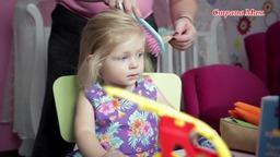 Расчесываем волосы ребенка без капризов