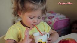 Правильное питание - залог здоровья ребёнка!