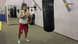 Базовые упражнения в боксе